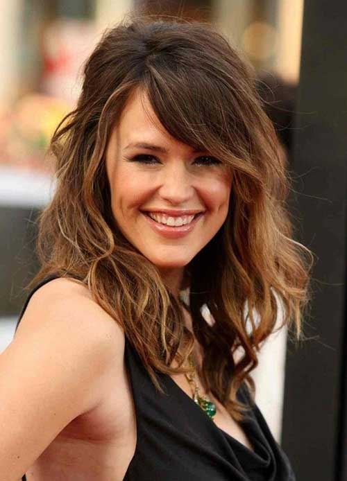 Hairstyles with Bangs 2015-22