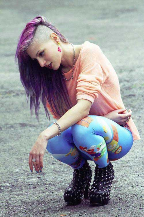 Punk Style Hair-22