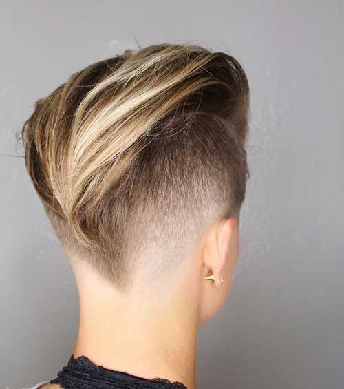 2017 Short Haircuts for Girls - 24