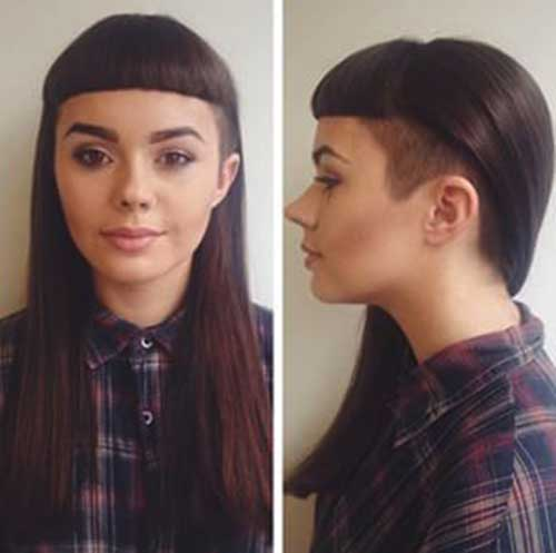 Hairstyles with Bangs 2015-24