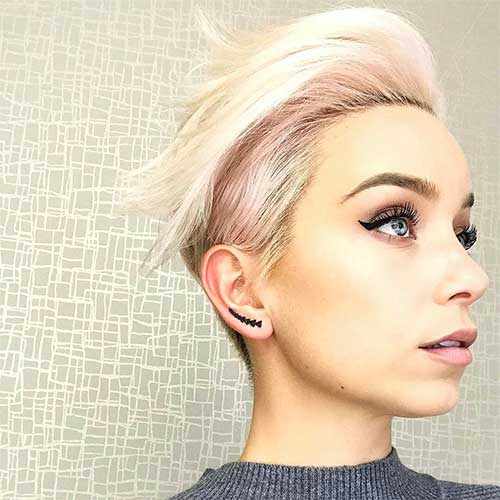 2017 Short Haircuts for Girls - 25