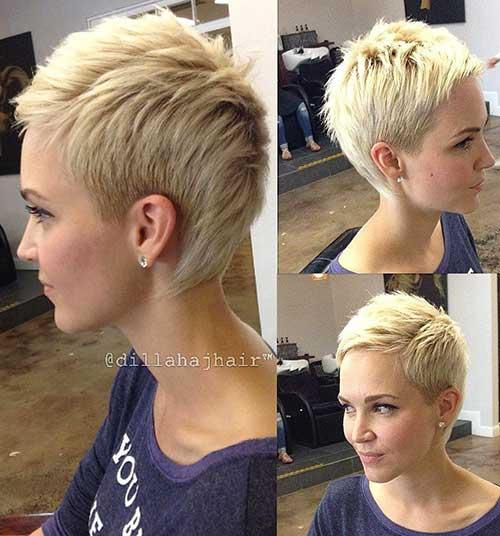 40 Good Short Blonde Hair Hairstyles And Haircuts
