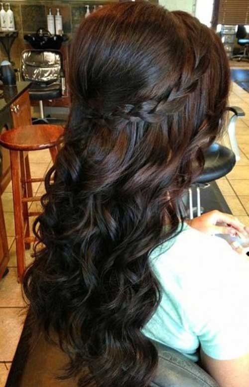 Cute Long Curly Hairstyles-27