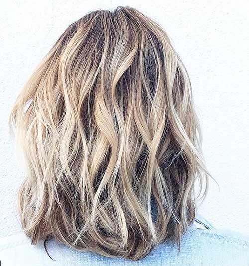 Short Blonde Hair 2017 - 43