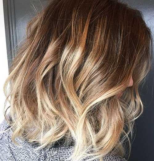 Short Blonde Hair 2017 - 6