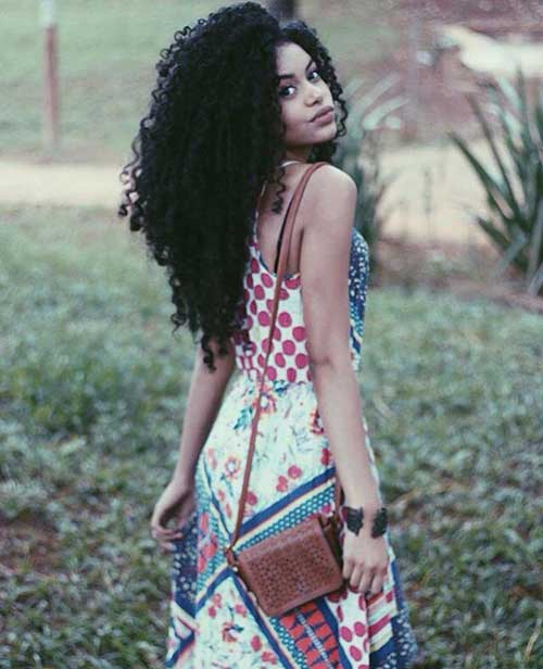 Pretty Black Girls with Long Hair-6
