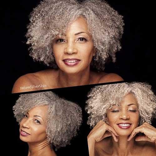 Gray Curly Hair-6