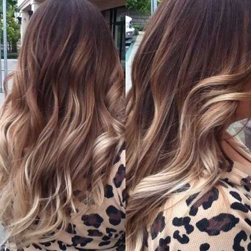 Cute Summer Hairstyles for Long Hair-7