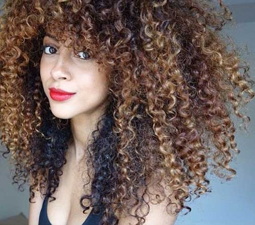Girls with Long Curly Hair-7