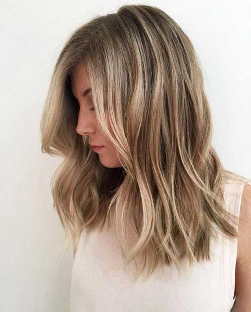 Medium Long Length Hairstyles-8