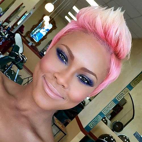 Pink Blonde Hair Color-8