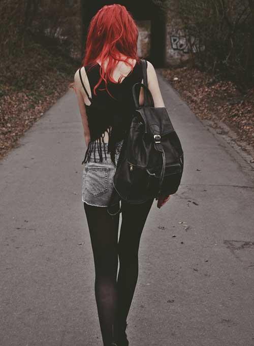 Punk Style Hair-9