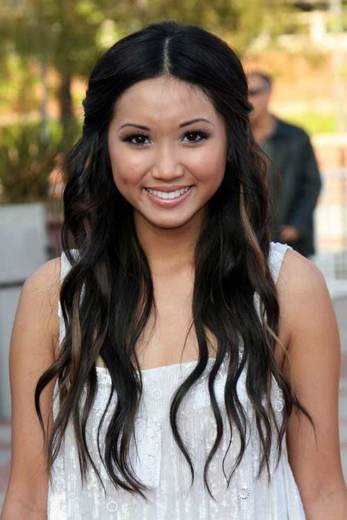 Asian Hairstyle for Round Face