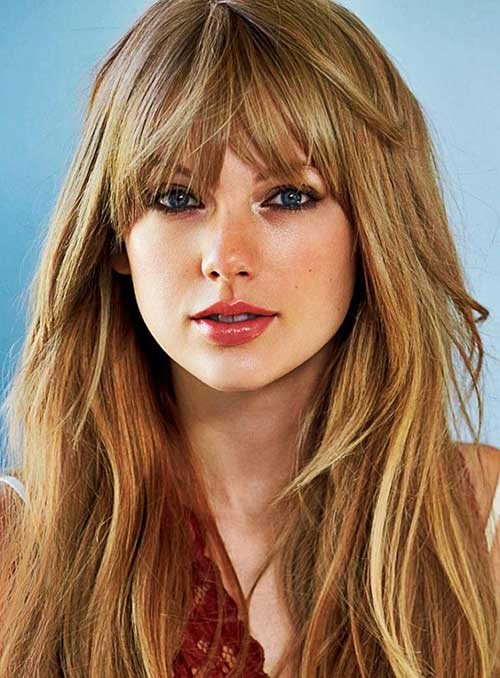 haircuts with bangs 25 hairstyles with bangs 2015 2016 hairstyles 4827