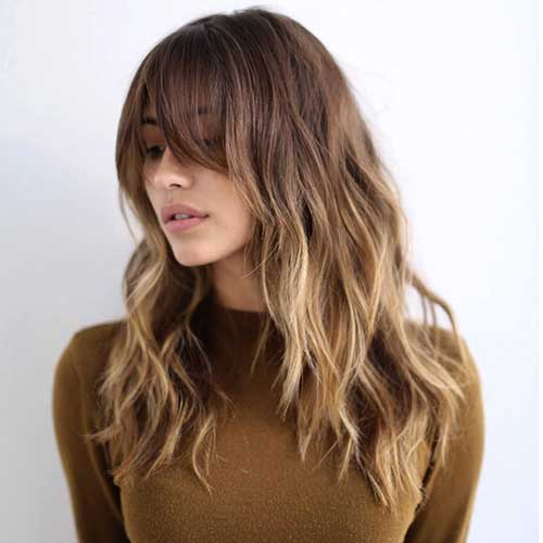 Long Hair Cut Ideas