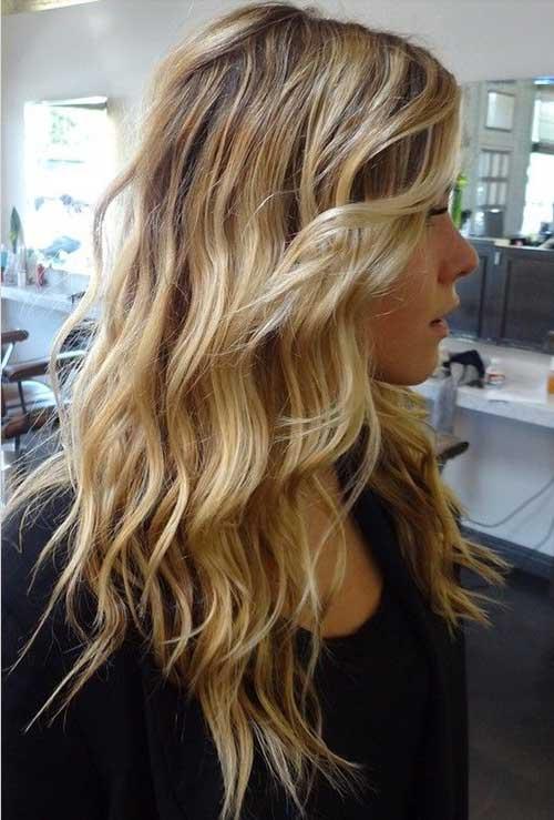 Long Wavy Haircuts