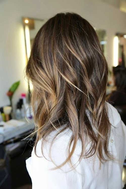 Popular Long Haircuts 2016