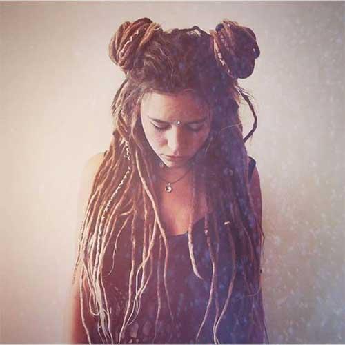 Bun Hairstyles-12