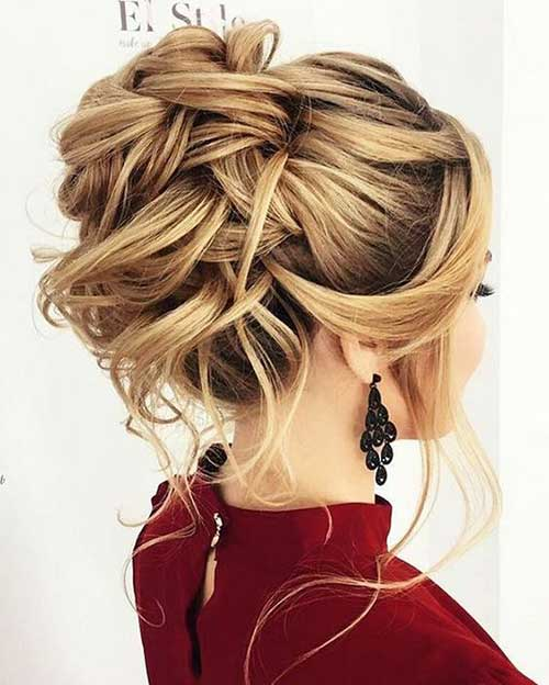 Bun Hairstyles-15