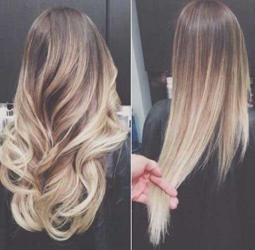 Best Ombre Colored Hairstyles