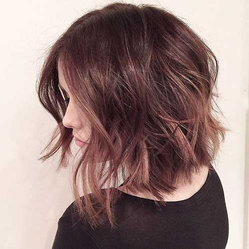 Style Wavy Hair