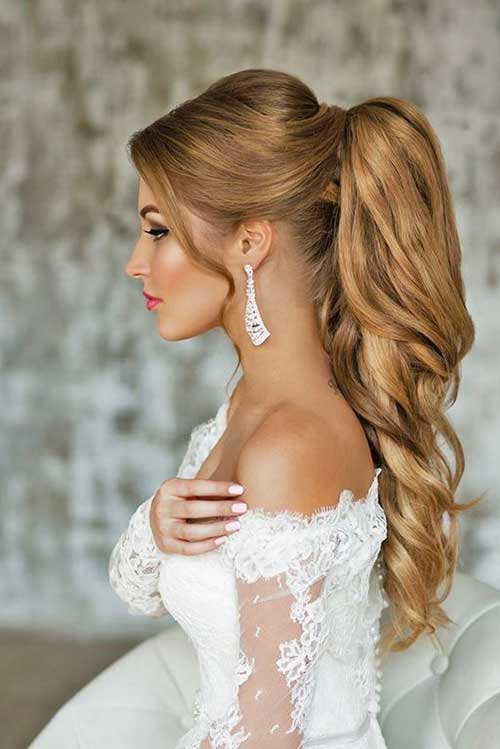 Hairdos for Wedding