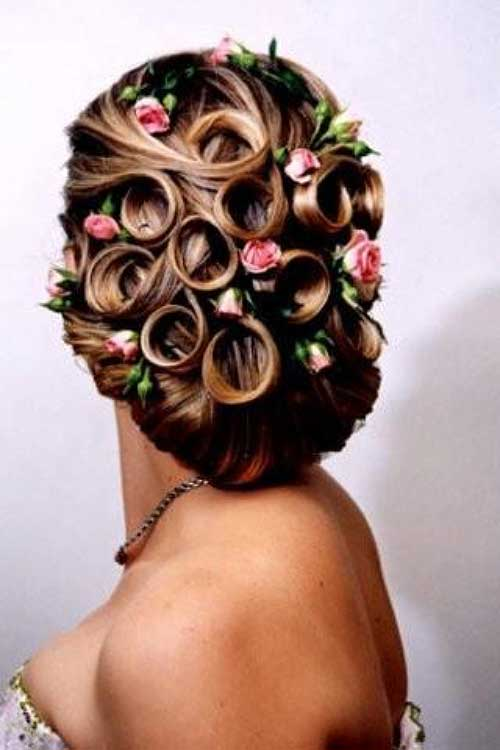 Wedding Hair Images