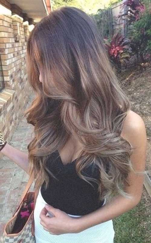 Balayage Ombre Hair Colors-11