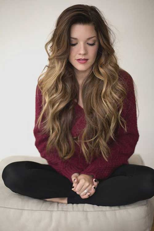 Long Wavy Hairstyles-11