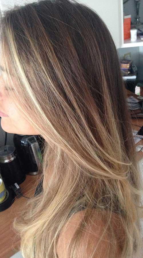 Long Dark Blonde Hair-13