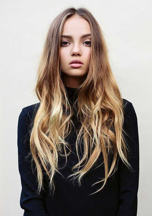 Girls Long Hair Styles-14