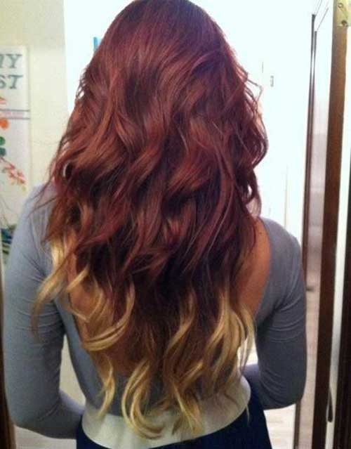 Hair Colors for Women-17