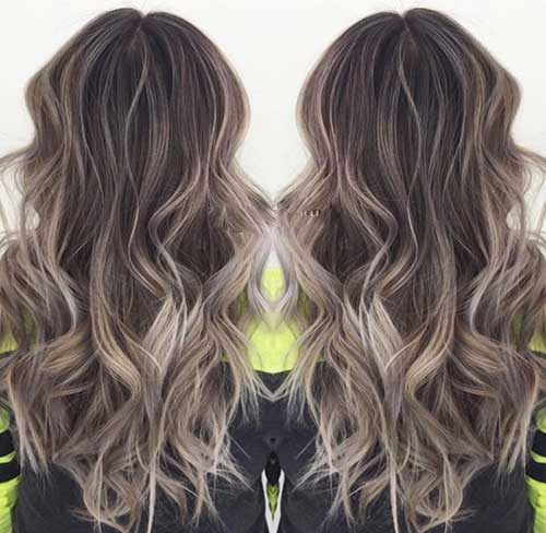 Long Dark Blonde Hair-17