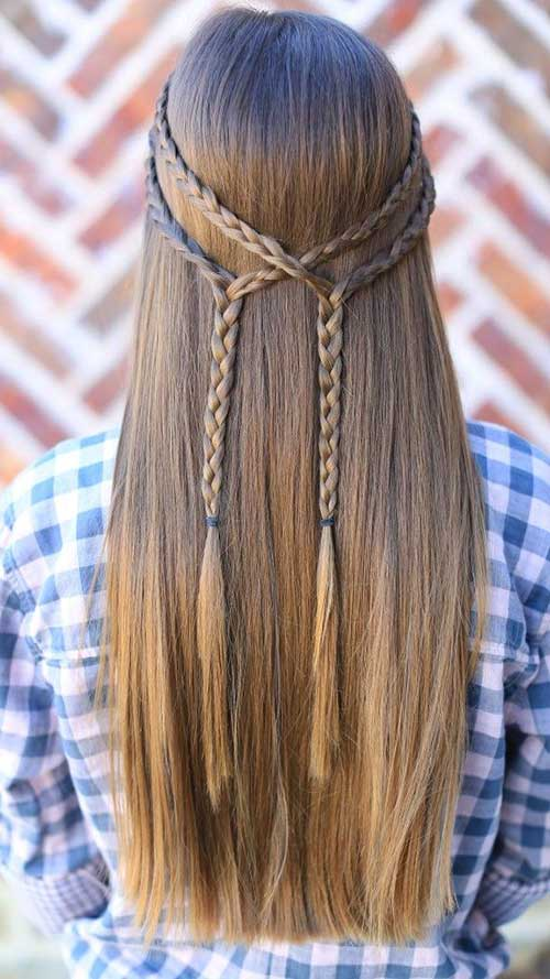 Girls Long Hair Styles-19