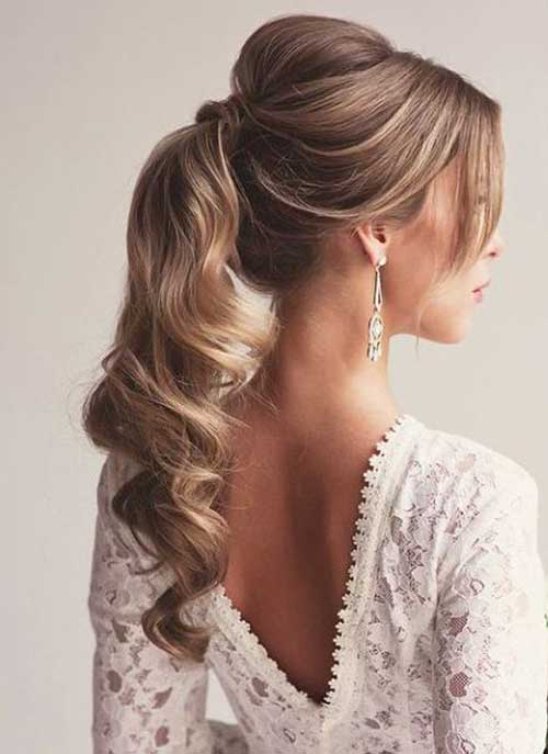 Party Hairstyles for Curly Hair-21