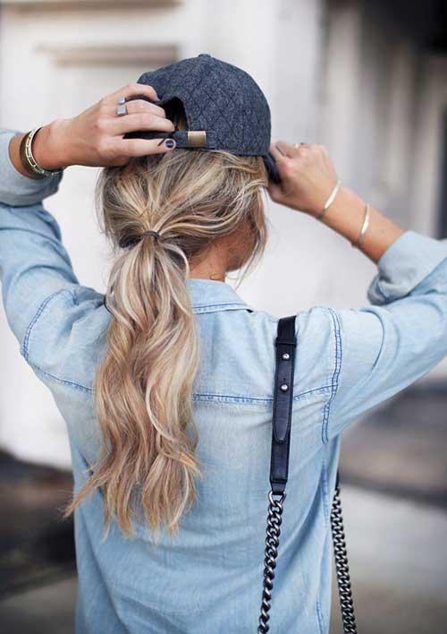 Long Dark Blonde Hair-8