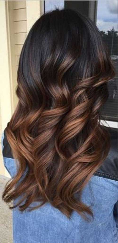 balayage hair style today s most popular balayage ombre hair colors 1624