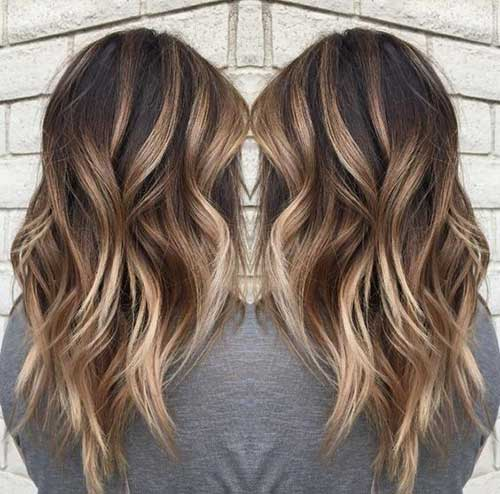 Balayage Ombre Hairstyles