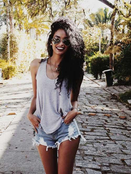 Black Long Hairstyles