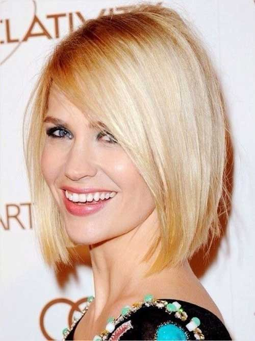 Hairstyle for Long Oval Face