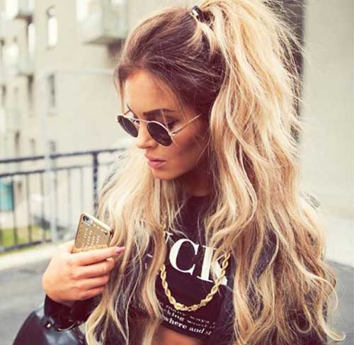 20+ Girls Long Hair Styles