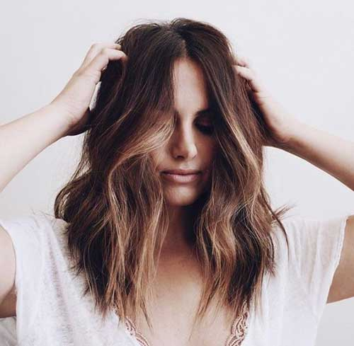 Must-See Long Wavy Hairstyles