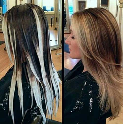 Women Hair Colors