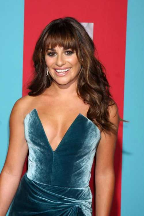 Celebrity Hairstyles with Bangs-10