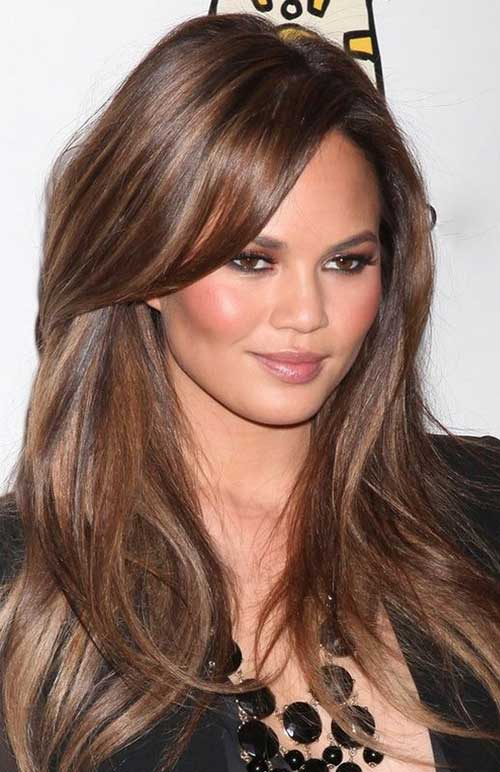 Hair Colour Ideas for Dark Hair-11