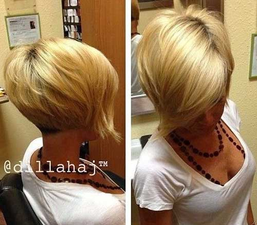 Blonde Hair Styles-12
