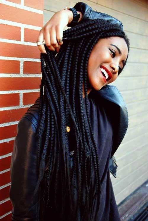 Black Women Long Hair-12
