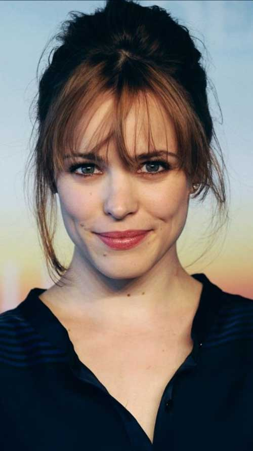 Celebrity Hairstyles with Bangs-12