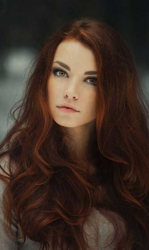 Hair Colour Ideas for Dark Hair-12