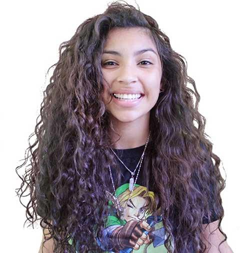 Curly Hair Styles-13